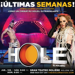 THE HOLE MÉXICO